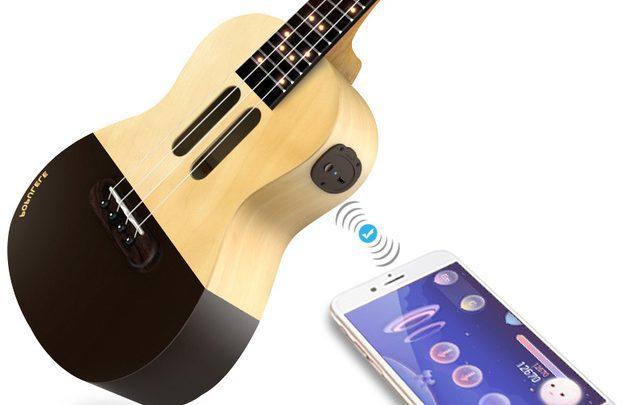 Xiaomi Populele Smart Ukulele Design