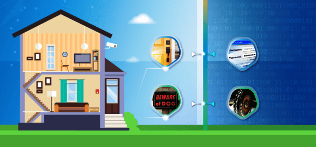 Keeping Data Secure While At Home