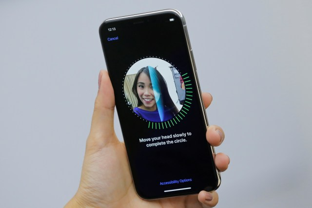 iphone x Face ID is Much Quicker