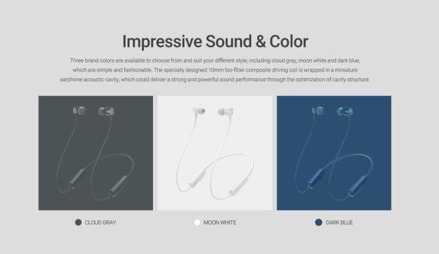 MEIZU EP52 Lite Bluetooth Headphone Look