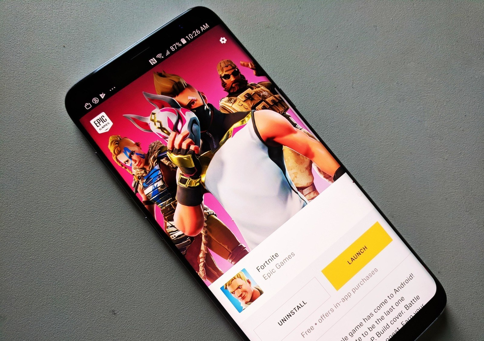 Full Guide] 📱 How to Download Fortnite for Android for Free (Latest)