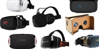 Best VR Headsets 2018