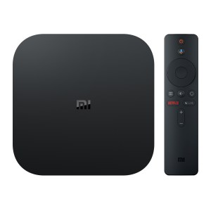Xiaomi Mi Box S with 4K HDR Android TV Streaming Media Player