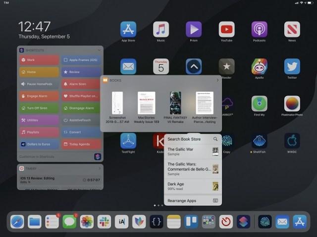 quick shortcuts iPad Management Tips