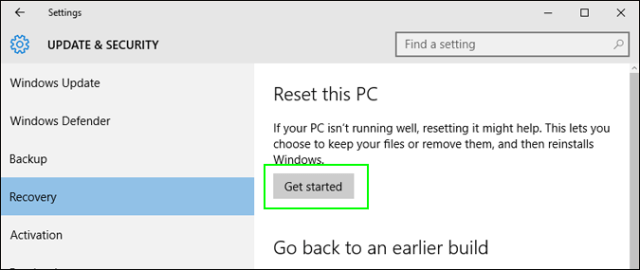 get started This Operation Requires an Interactive Window Station
