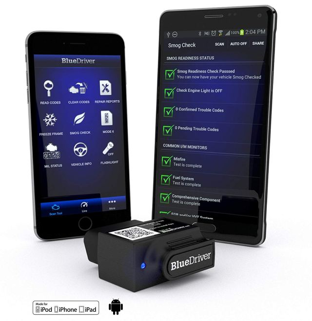 OBD2 Bluetooth Technology is Portable