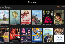 Free Streaming Movie Sites