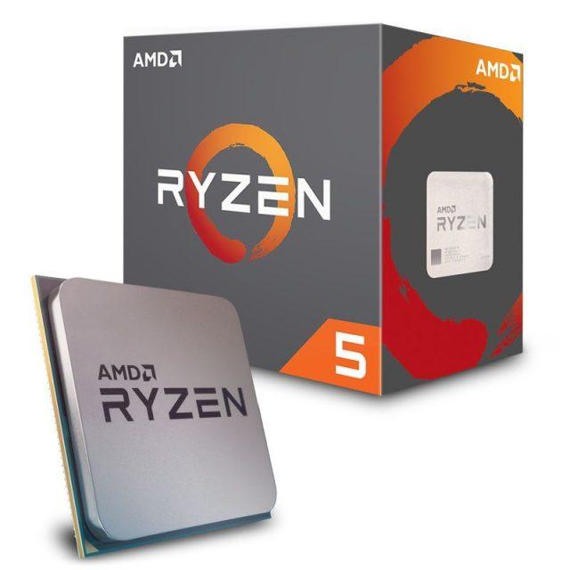 Best AMD CPU Ryzen 5
