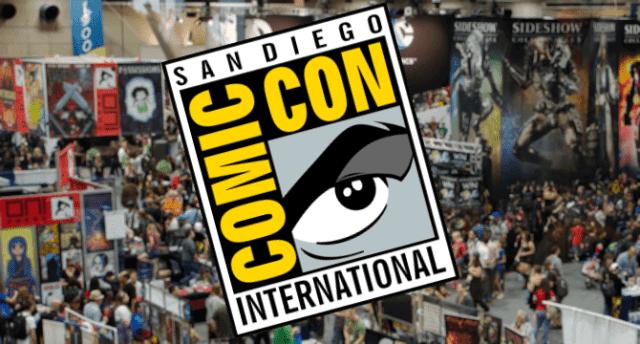 Comic Con San Diego 2019