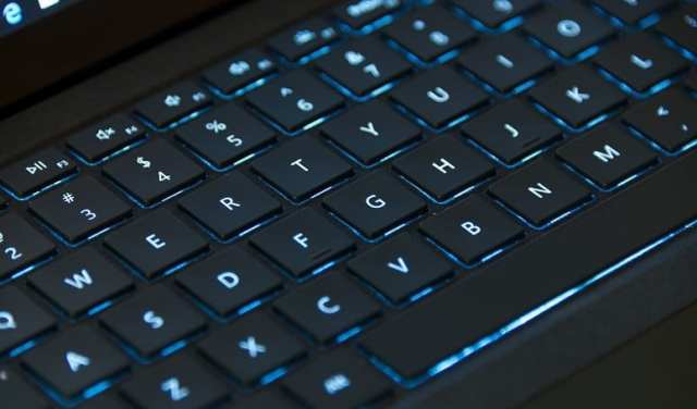 Why Should You Buy a Laptop with a Backlit Keyboard
