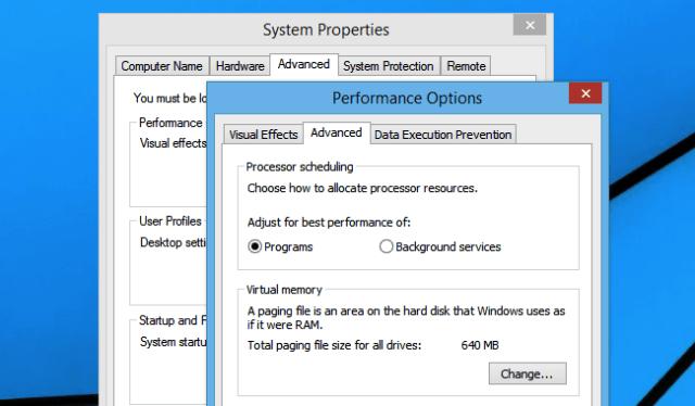 Reduce Drive Caching Windows 7 Tweaks