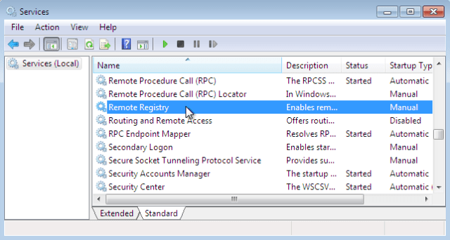 The RPC Server Is Too Busy To Complete This Operation Error