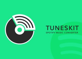 Tuneskit Spotify Music Converter for Windows