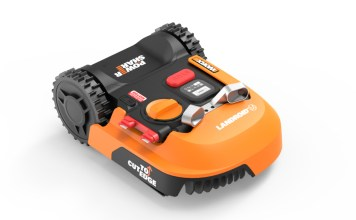 The Future Of Lawn Mowing: Worx WR140 Robotic Mower Review