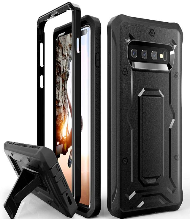 ArmadilloTek Vanguard Series Samsung Galaxy S10 Cover