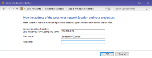 cre A Specified Logon Session Does Not Exist