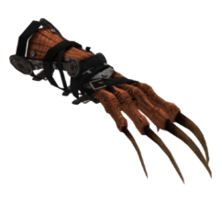 fist-of-north-rawr Fallout New Vegas Unique Weapons