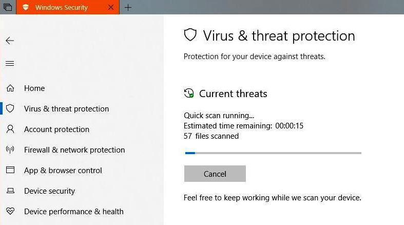 Scan your Computer for Malware Windows 7 Activation Error Code 0xc004e003