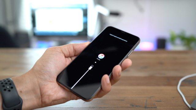 iPhone DFU mode