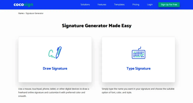 How to Create a Digital Signature and Use It to Sign