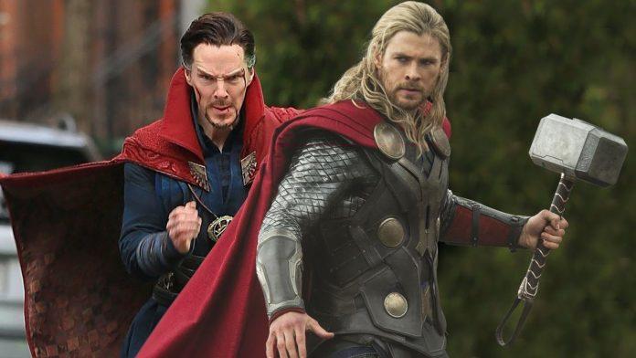 Thor Ragnarok Deleted Scenes dr strange