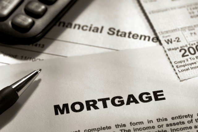 Clear the Mortgage Balance