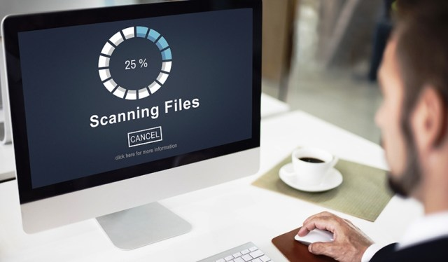 How To Protect Your PC Scan your File Storage