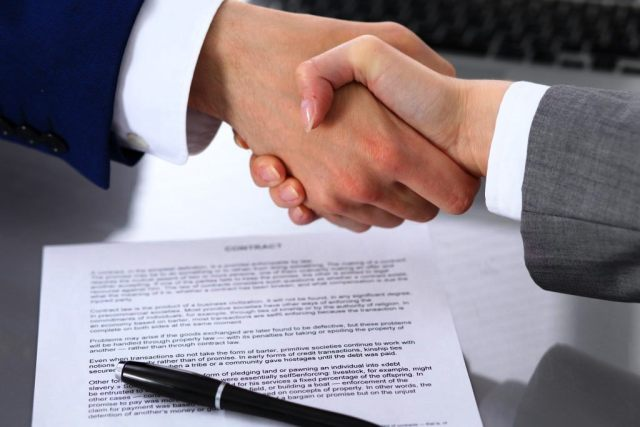 SEO Reseller Create a Contract