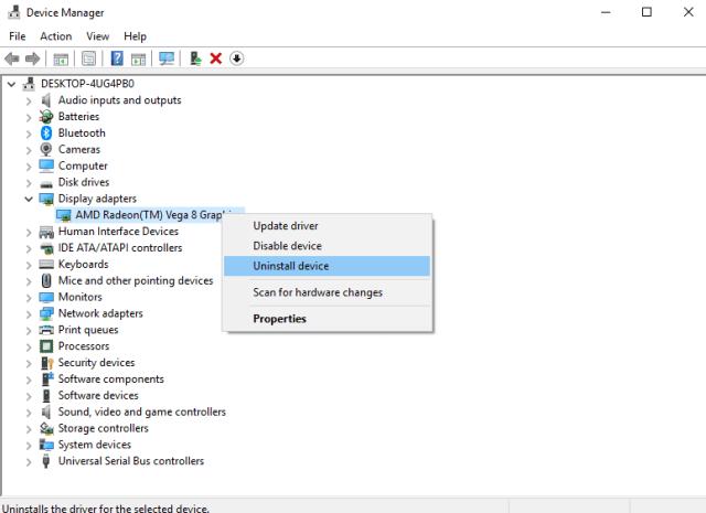 Windows 10 Black Screen after Login uninstall-display-drivers-windows-10