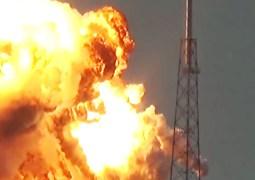 Patlayan SpaceX Roketi Facebook'un Hayallerini Suya Düşürdü