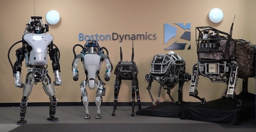 Boston Dynamics, SoftBank'a satılıyor!