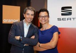 SEAT ve Orange ortaklık kurdu