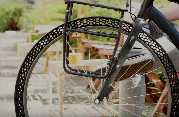 3D baskılı bisiklet
