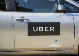 Uber elektrikli araç