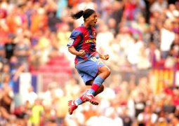 Ronaldinho kripto para