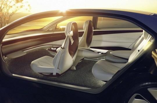 VW elektrikli araç