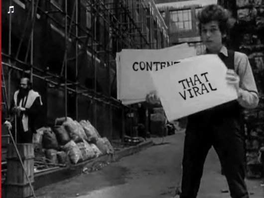 Bob Dylan Viral Video