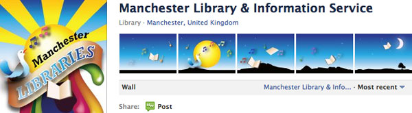 Manchester Libraries Fan Page