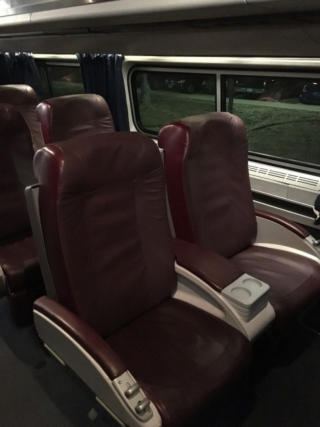 Amtrak Business Class Car