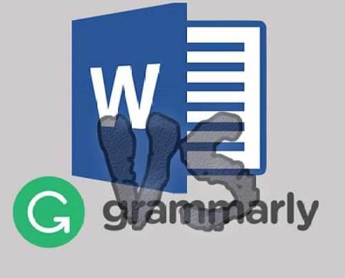 Grammarly vs Microsoft Word