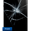 iPhone reparo do vidro quebrado
