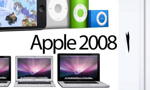 2008 Apple e Assistência Técnica
