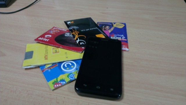 simcards ugandan newtorks