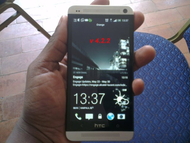 HTC one v4.2.2