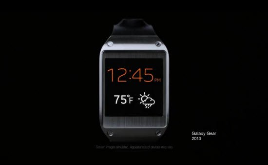 Watch This: The Galaxy gear ads that brings us down fancy