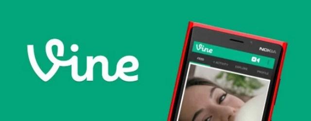 vine for WP8