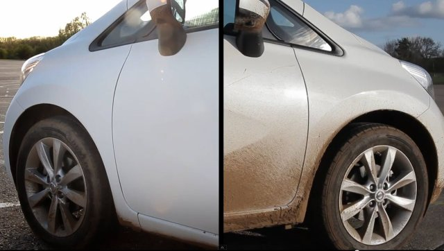 Nissan Ultra-Ever Dry Technology