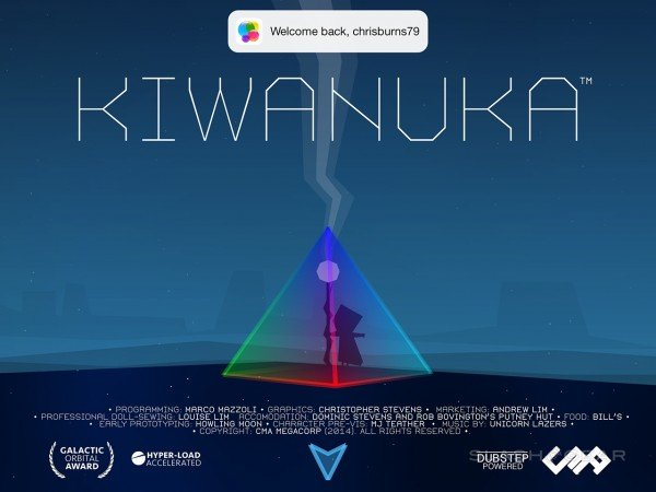 kiwanuka ios game