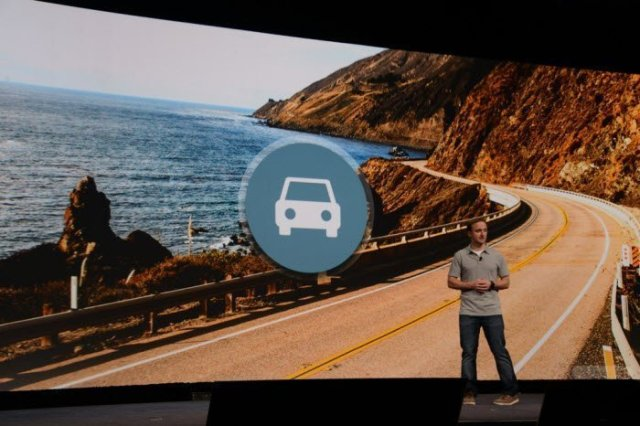 Android Auto announced by Google