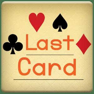 last card icon